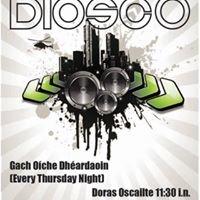 CLG Ghaoth Dobhair Summer Disco