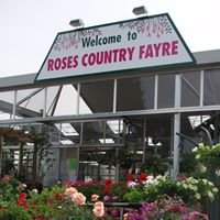 Roses Country Fayre Garden Centre