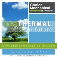 Choice Mechanical Inc.