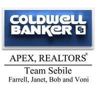 Team Sebile, Coldwell Banker Apex, Realtors