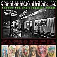 Generation X Tattoo & Body Piercing Studio