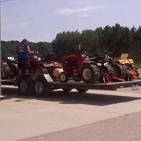 K & M Garden Tractor Pullers