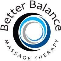 BETTER BALANCE Massage Therapy