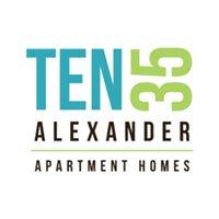 TEN35Alexander Apartment Homes