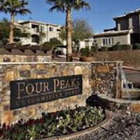 Enjoy Life at Four Peaks Condominium Homes