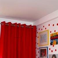 Cortinas e decoração interior