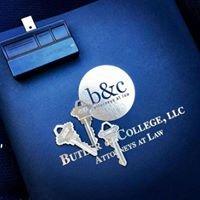Butler & College, LLC