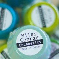 Miles Conrad Encaustics