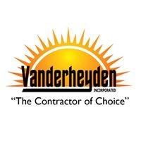 """Vanderheyden Inc. """"The Contractor of Choice"""""""