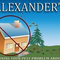 Alexander's Pest Control, Inc.
