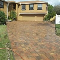 Let brice do it concrete and pavers