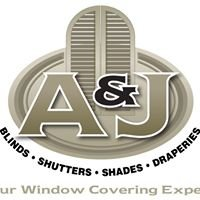 A & J Blinds, Shutters, Shades, and Draperies