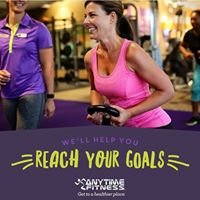 Anytime Fitness Mankato - Riverfront
