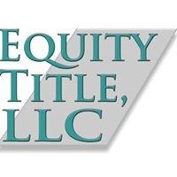 Equity Title, LLC