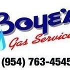 Boye's Gas Service