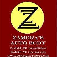 Zamora's Auto Body, Inc.- Rockville