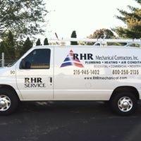 RHR Mechanical Contractors, Inc.
