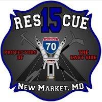 New Market Volunteer Fire Department 15/25