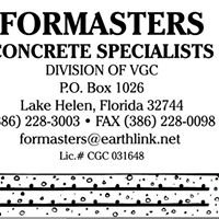 Formasters Concrete Specialists
