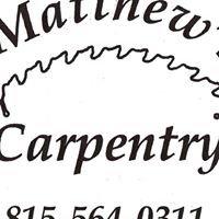Matthew's Carpentry
