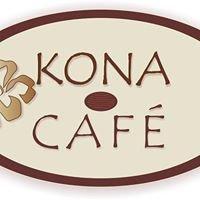 Kona Coffee Cafe