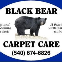 Black Bear Carpet Care