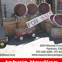 Suisun Valley Antiques & Collectibles