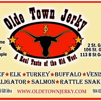 Olde Town Jerky