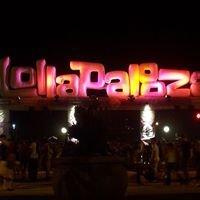 Grant Park Lollapalooza