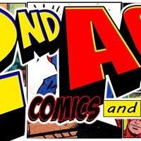 2nd Act Comics & Games