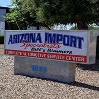 Arizona Import Specialists/Bills Bimmers