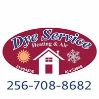 Dye Service - Heating & Cooling