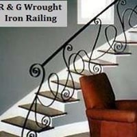 R & G Wrought Iron Railing