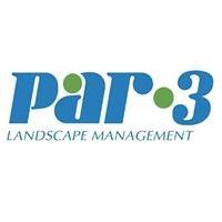 Par 3 Landscape & Maintenance