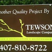 Tewson Landscape Company