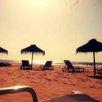 Praia da Cordoama - Toldos