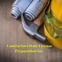 Contractor State License Preparation