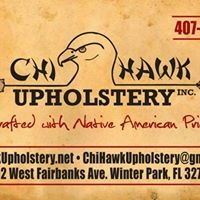 Chi Hawk Upholstery