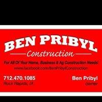 Ben Pribyl Construction
