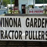 Winona Garden Tractor Pullers