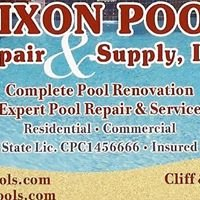 Hixon Pool Repair & Supply.Inc