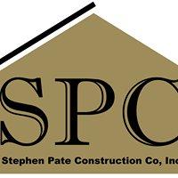 Stephen Pate Construction