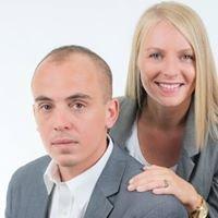 Dan and Rachael Polakovic Two Realtors -London