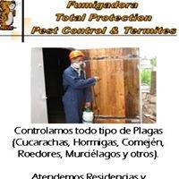 FUMIGADORA TOTAL PROTECTION
