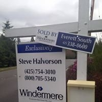 Steve R Halvorson, Windermere Real Estate