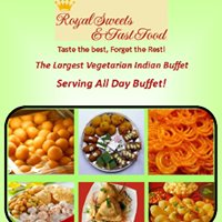 Royal Sweets Indian Buffet