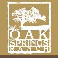 Oak Springs Ranch