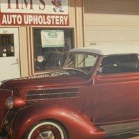Tim's Auto Upholstery