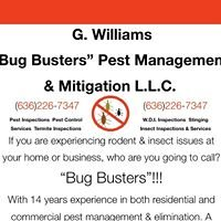 G Williams Bug Busters Pest Control LLC