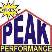 Pike's Peak Performance